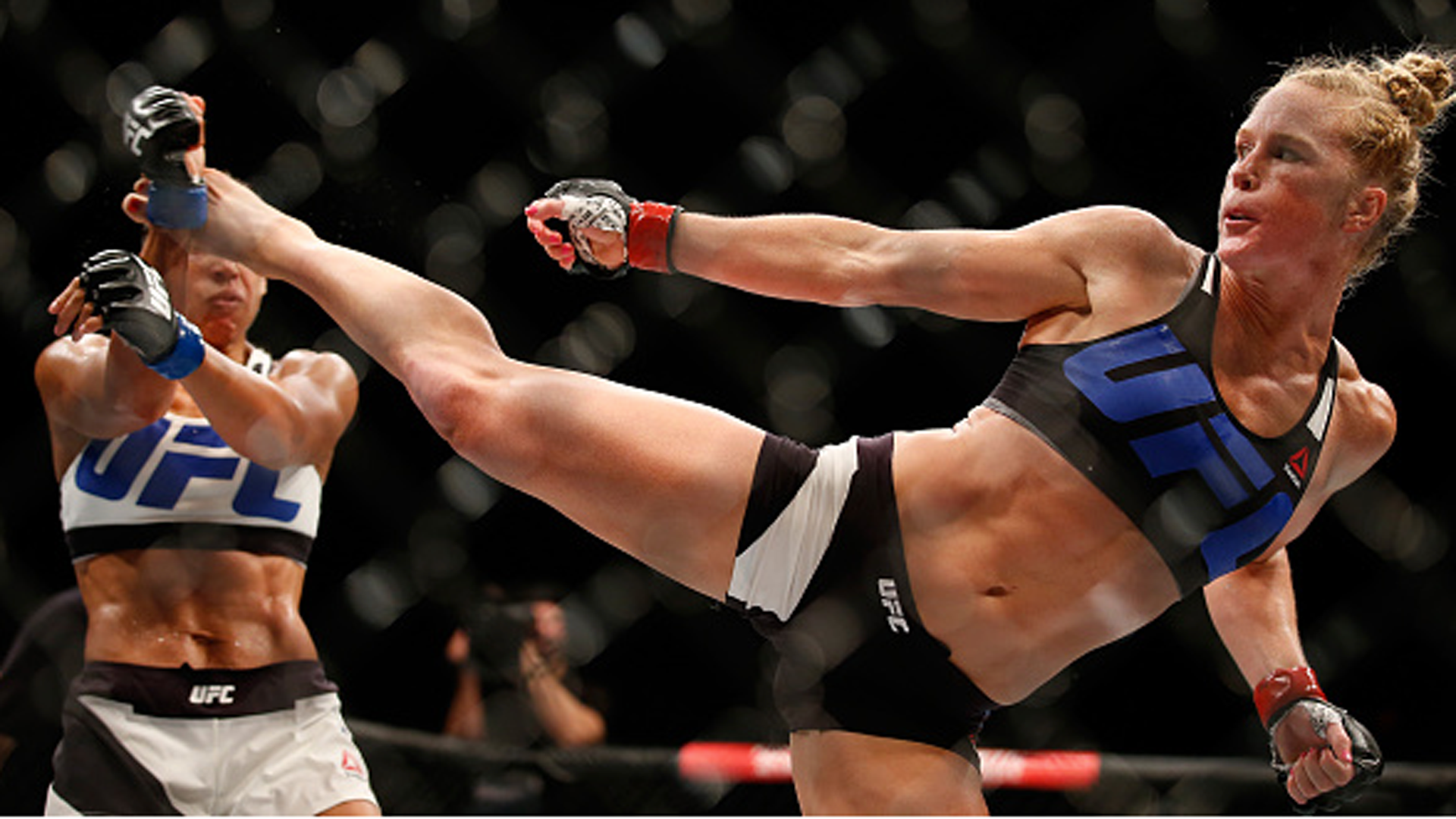 Meet Holly Holm Ronda Rouseys next opponent Sporting News 1920x1080