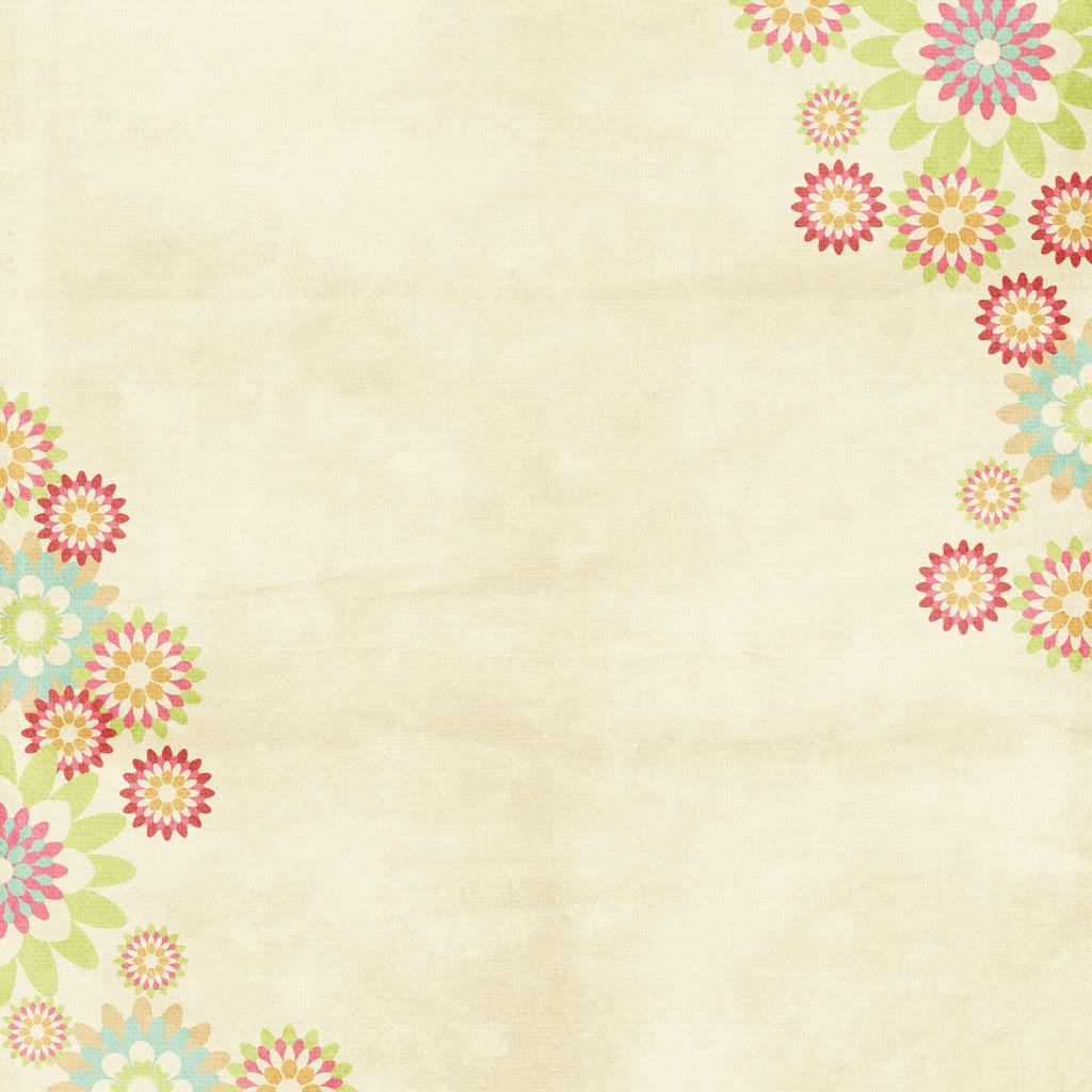 Cute Flower Background