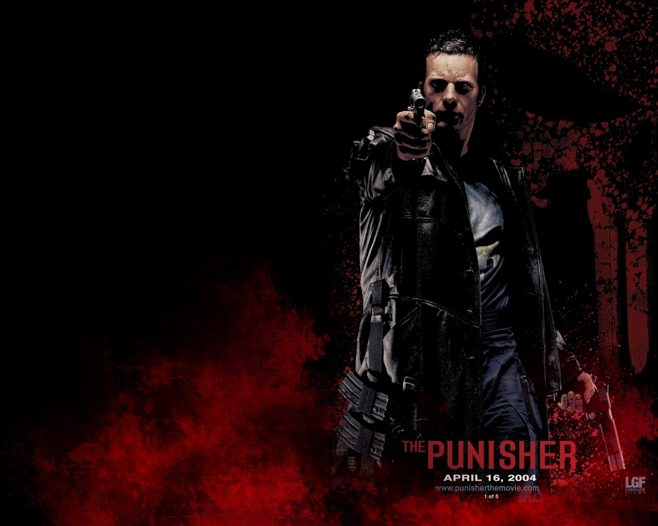 The Punisher   The Punisher Wallpaper 1641530 1280x1024