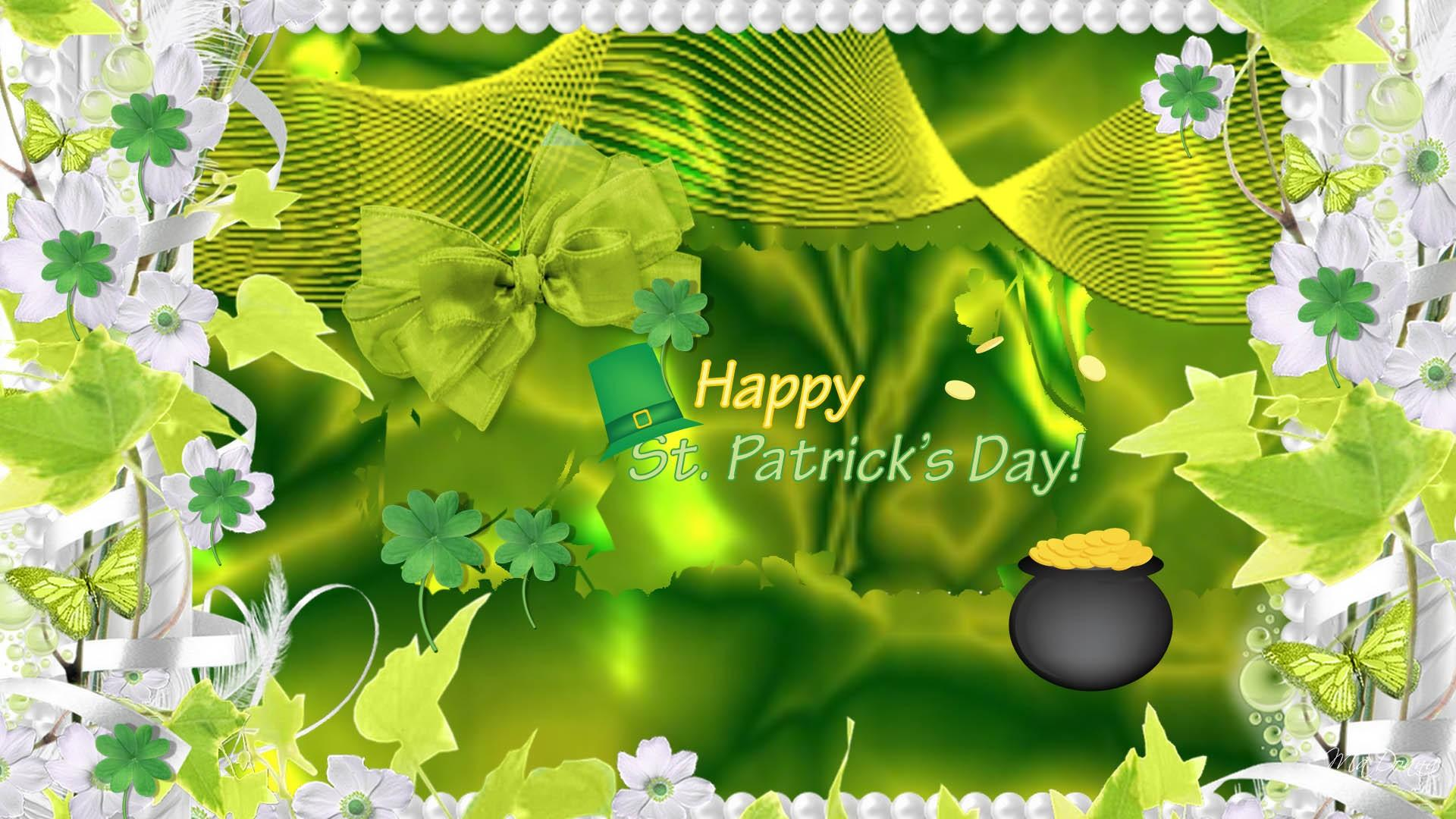 St Patricks Day Computer Wallpapers Desktop Backgrounds 1920x1080