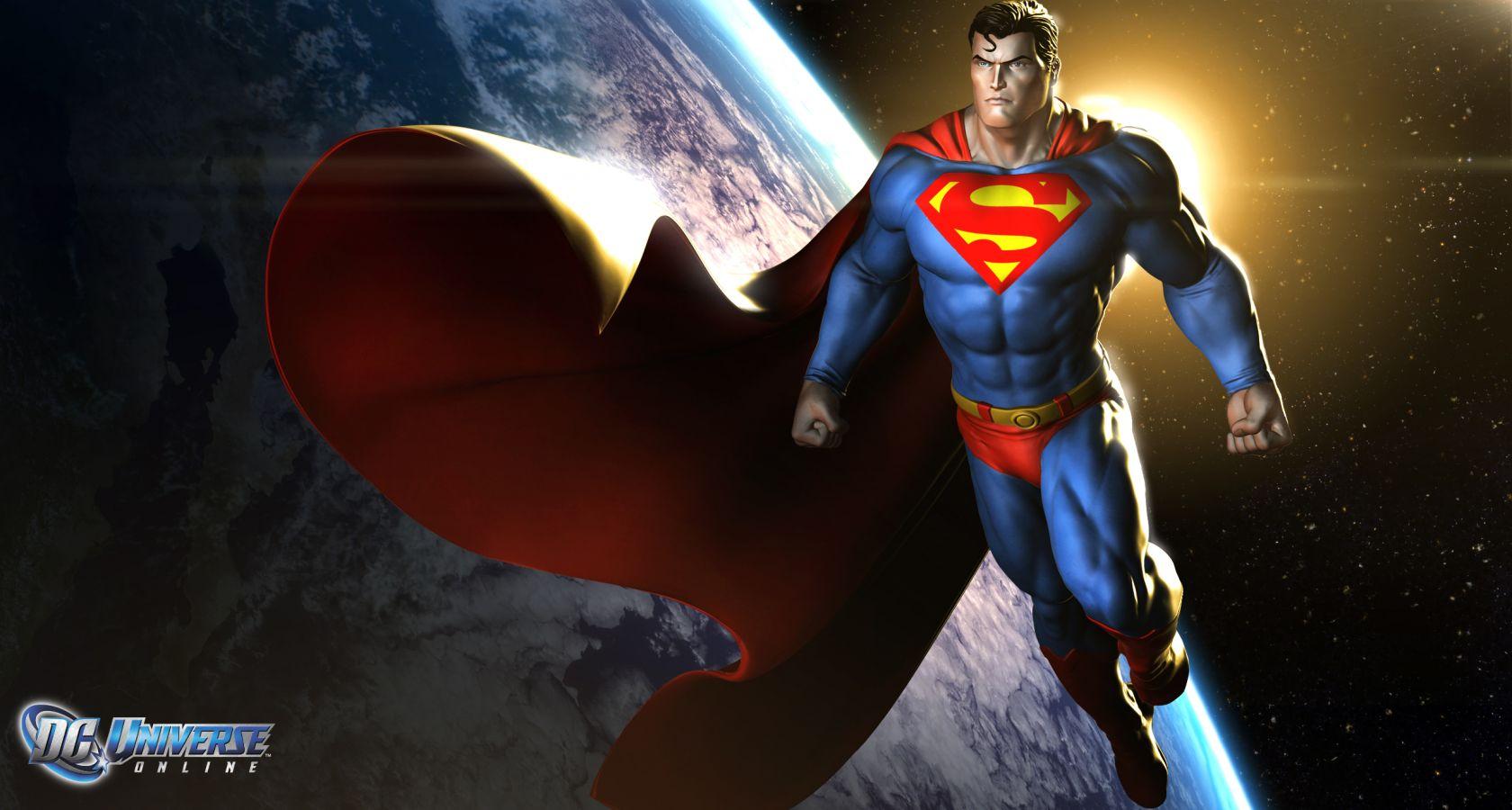 Superman 3D Wallpaper Wallpapers Gratis   Imagenes  Paisajes 1680x900