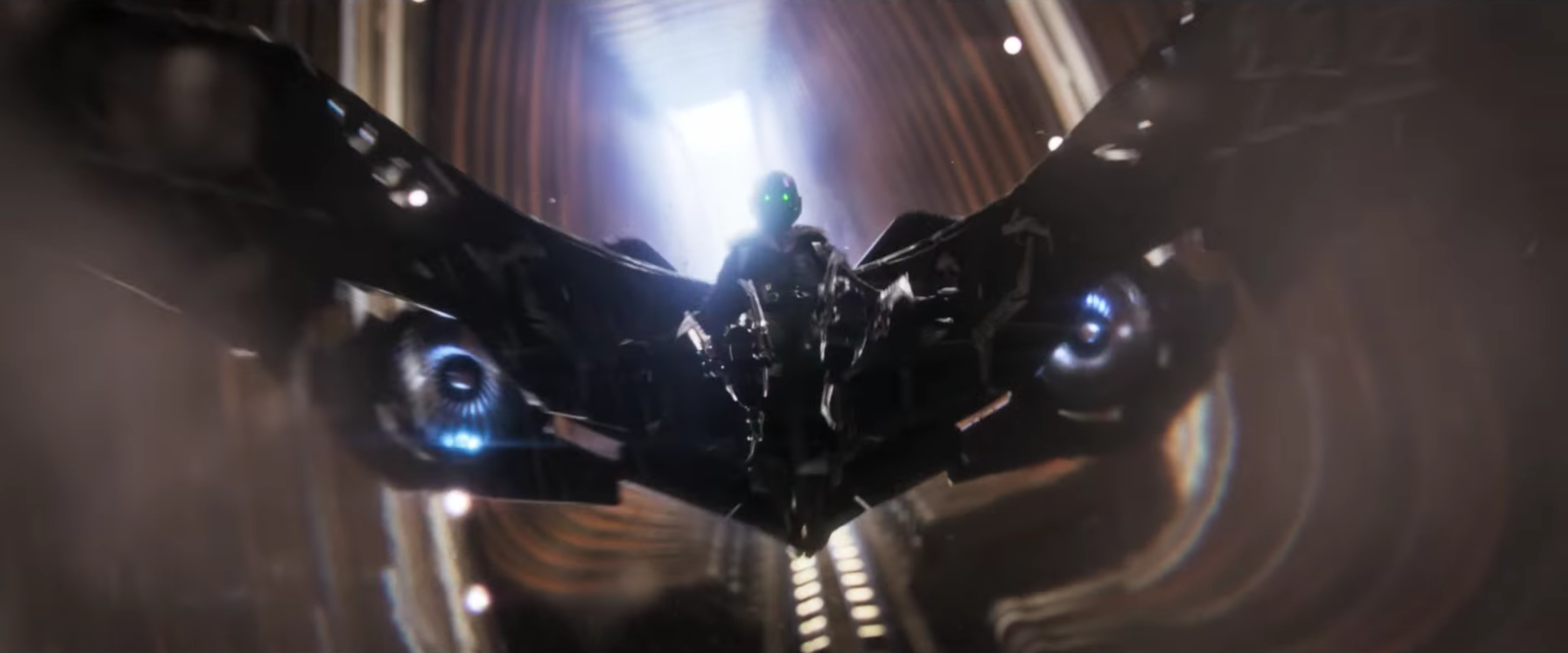 Spider Man Homecoming Trailer Images Reveal the Vulture in Action 3360x1400