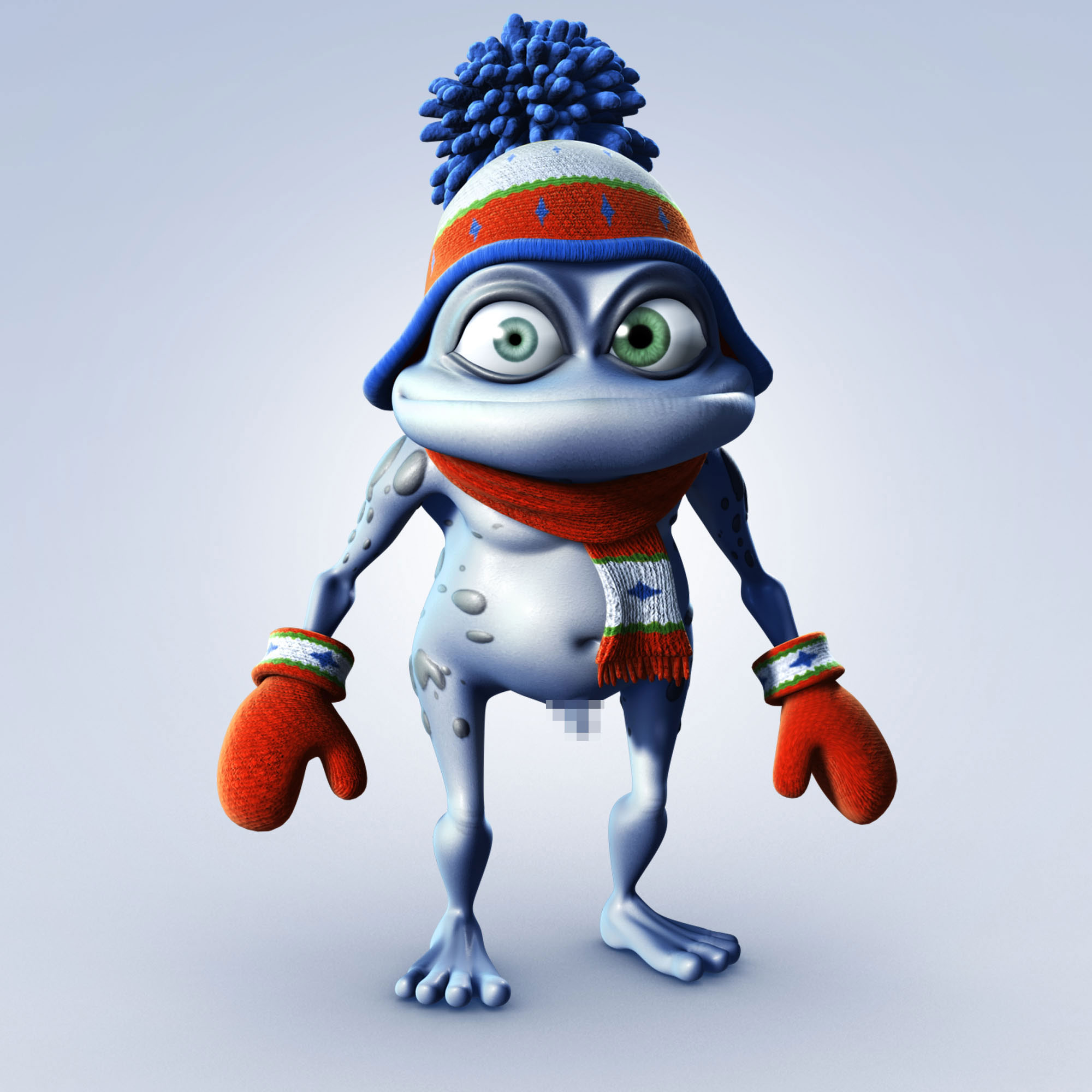 3d crazy wallpapers wallpapersafari - Frog cartoon wallpaper ...