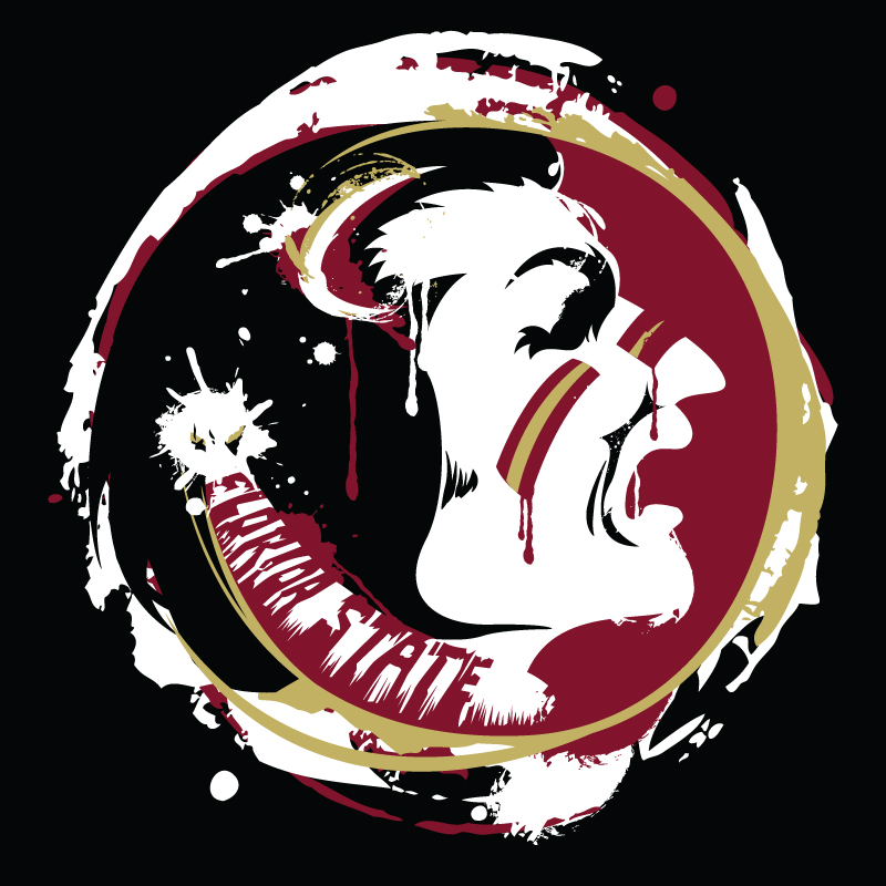 FSU Splat by Moysche 800x800