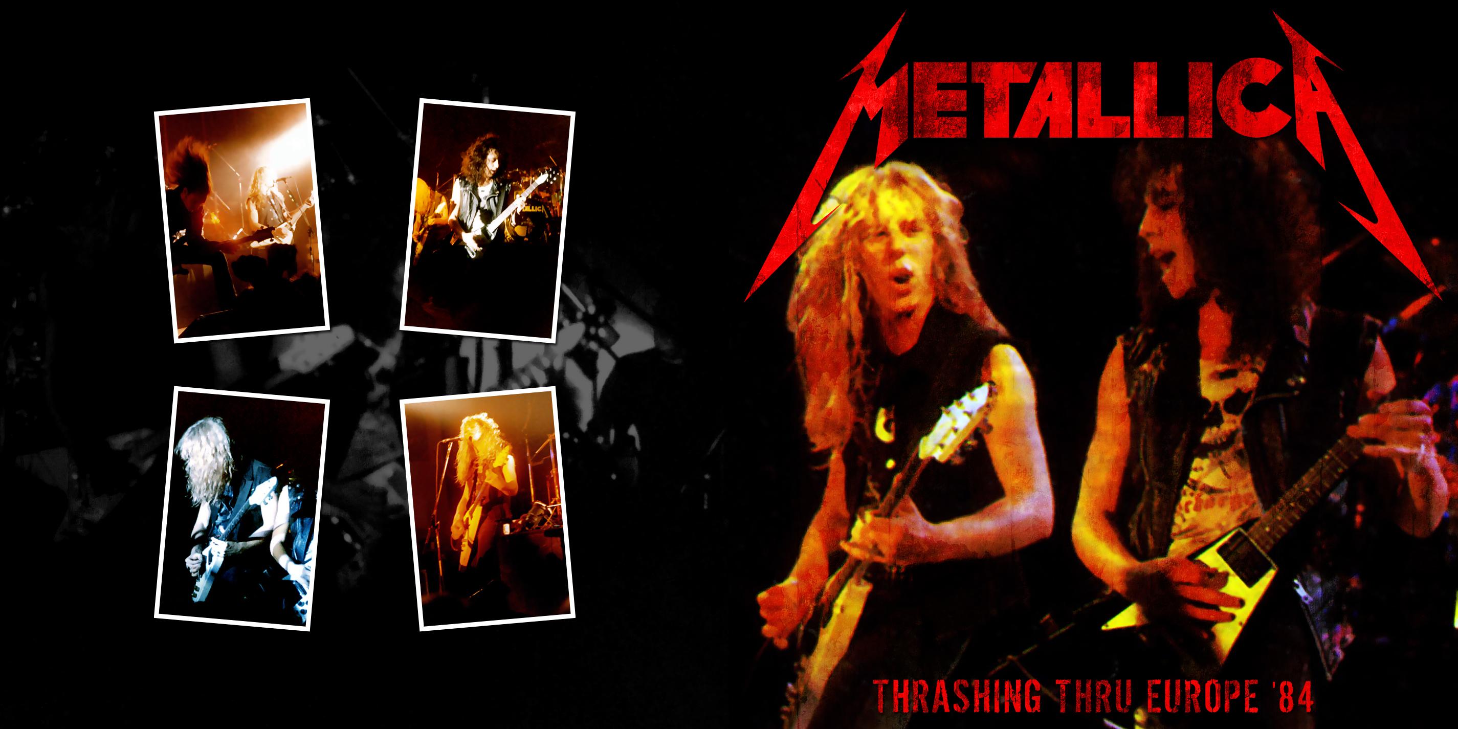 METALLICA thrash metal heavy album cover art fa wallpaper 2850x1425 2850x1425