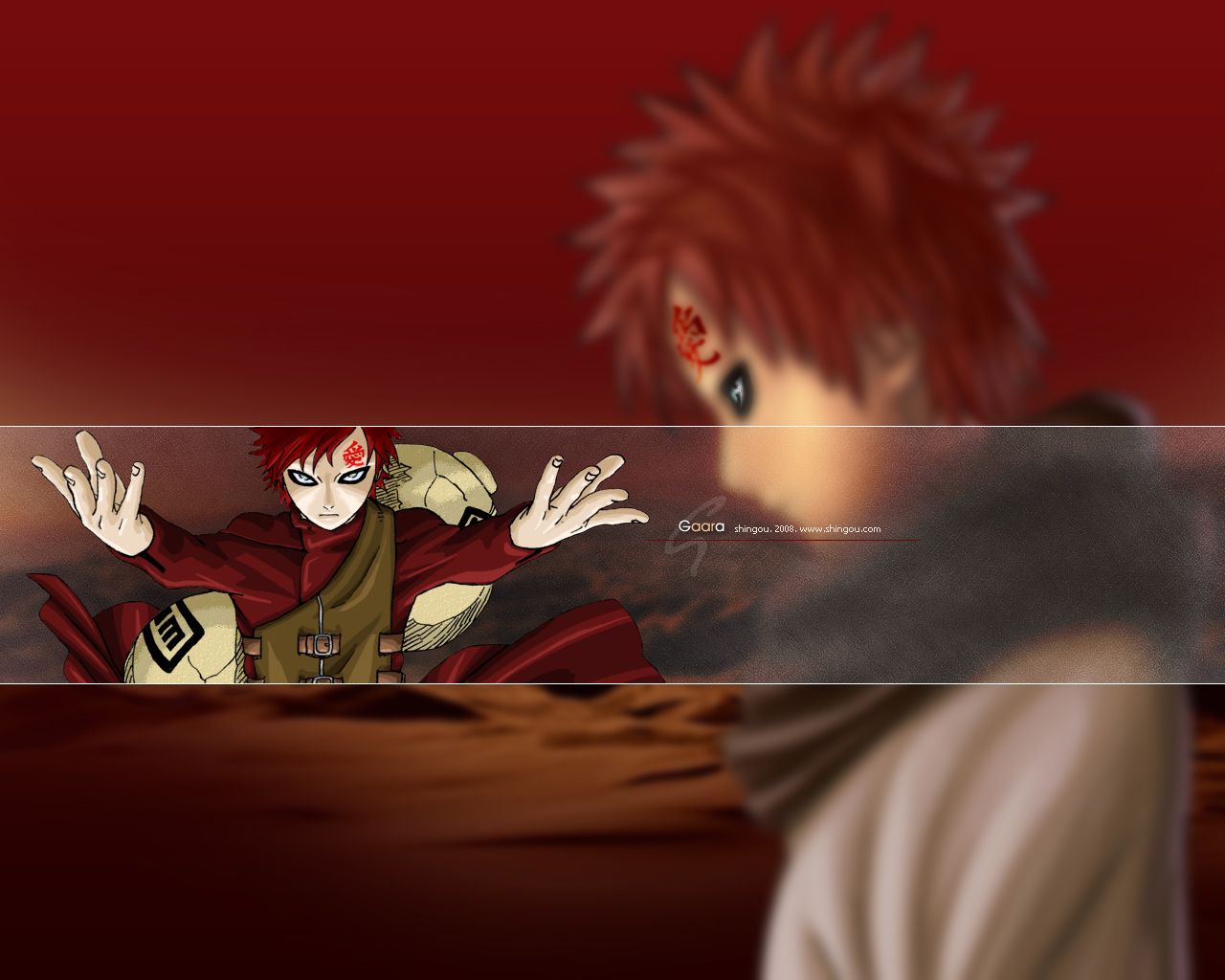 Gaara Kazekage Wallpapers New Stylish Wallpaper 1280x1024