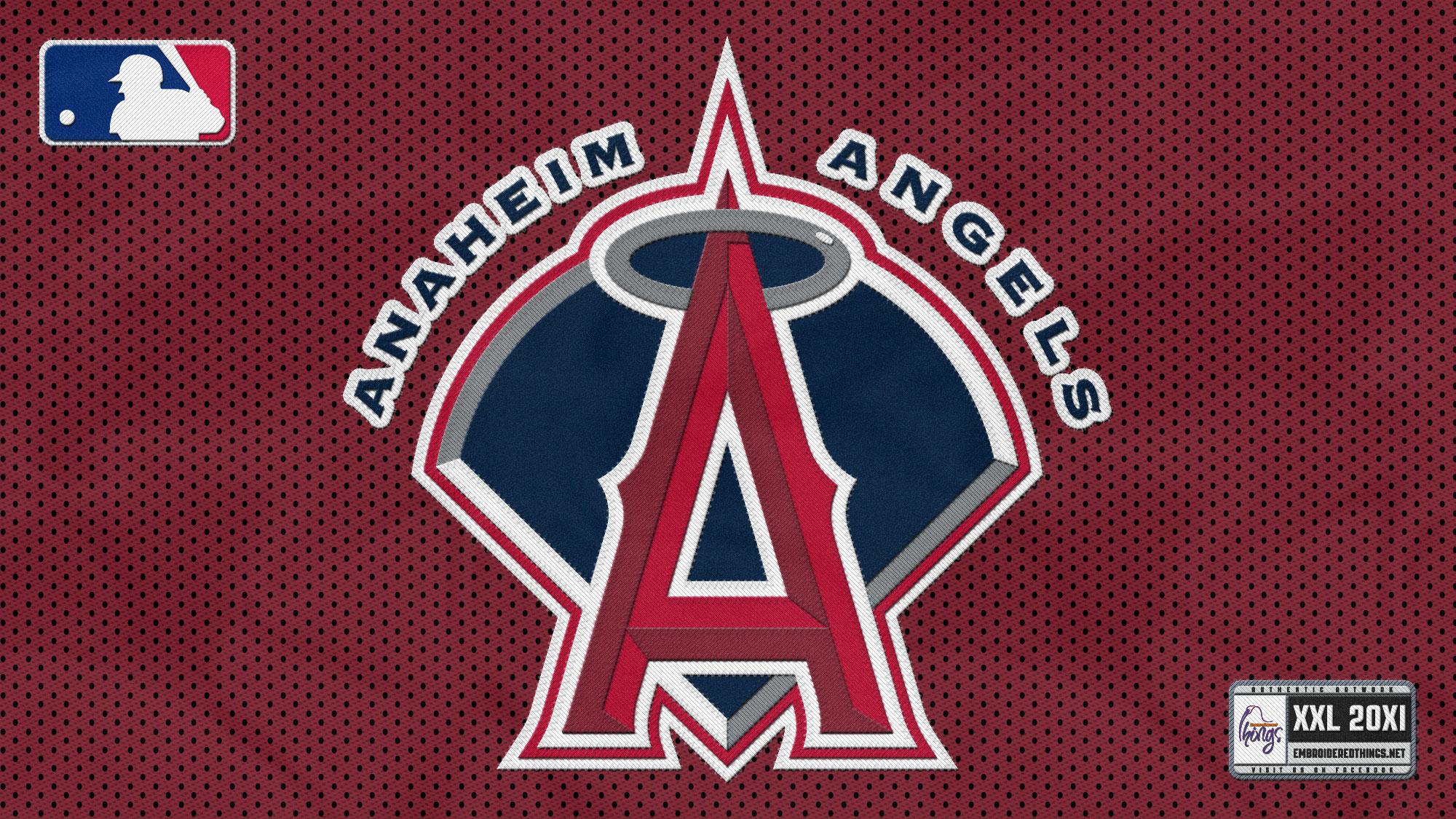 ANAHEIM ANGELS baseball mlb fw wallpaper 2000x1125 158473 2000x1125