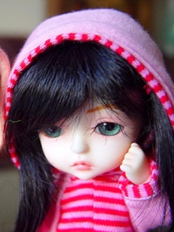 Unique HD Wallpapers 4U Cute Barbie Doll Sad HD Wallpaper 600x800