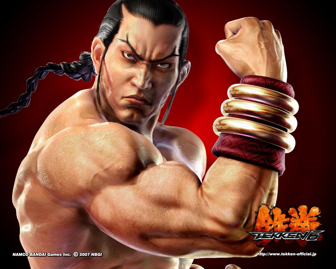 Pc Game Tekken 6 Wallpapers Of 1280x1024