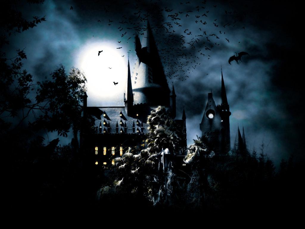 Hogwarts Castle Wallpaper wallpaper wallpaper hd background 1024x768