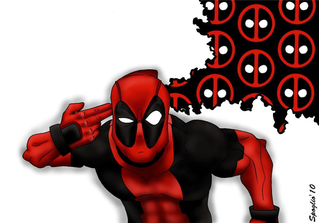 Deadpool Wallpapers HD 1024x715