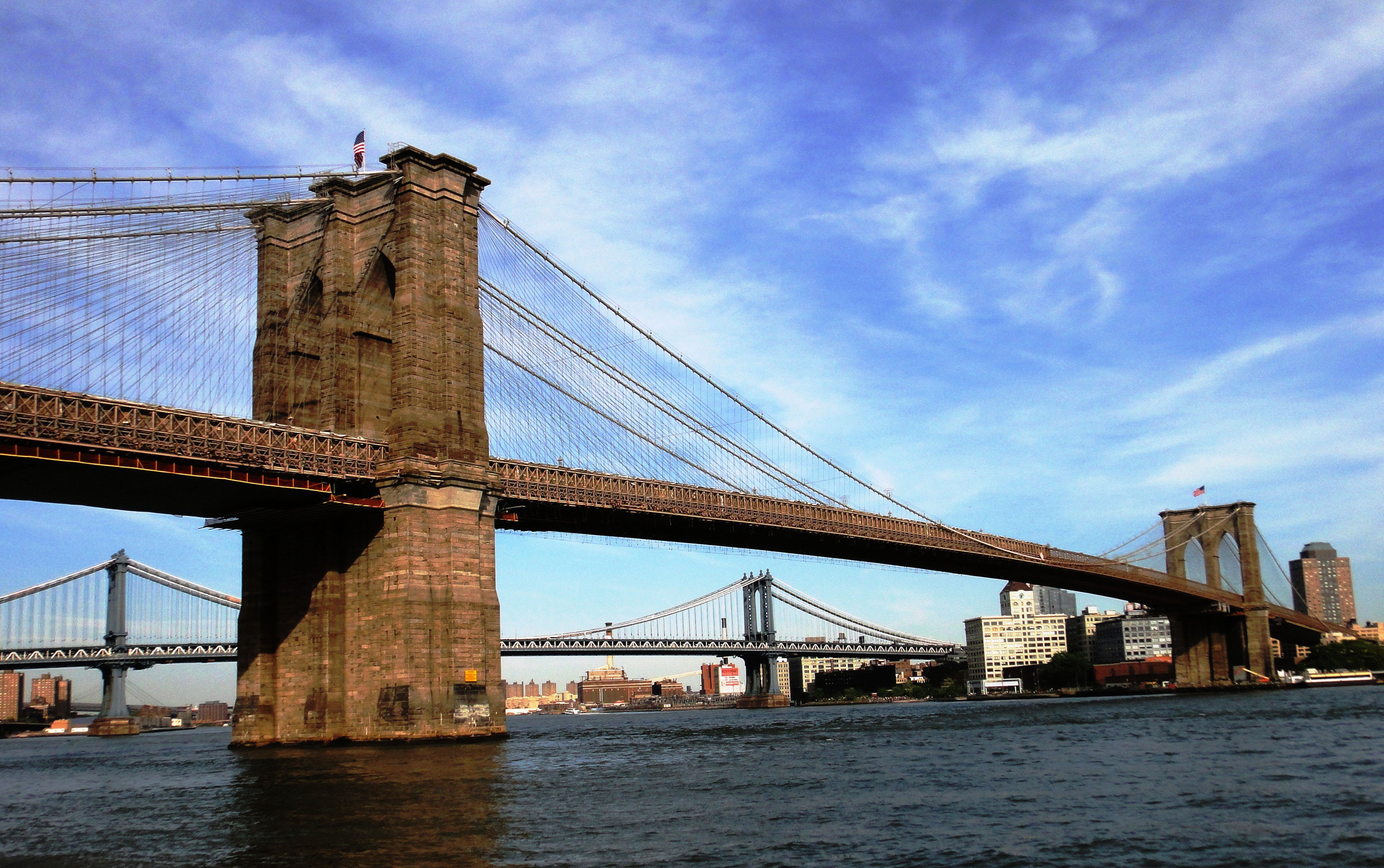 Brooklyn Bridge Wallpapers Images Photos Pictures Backgrounds 3648x2288