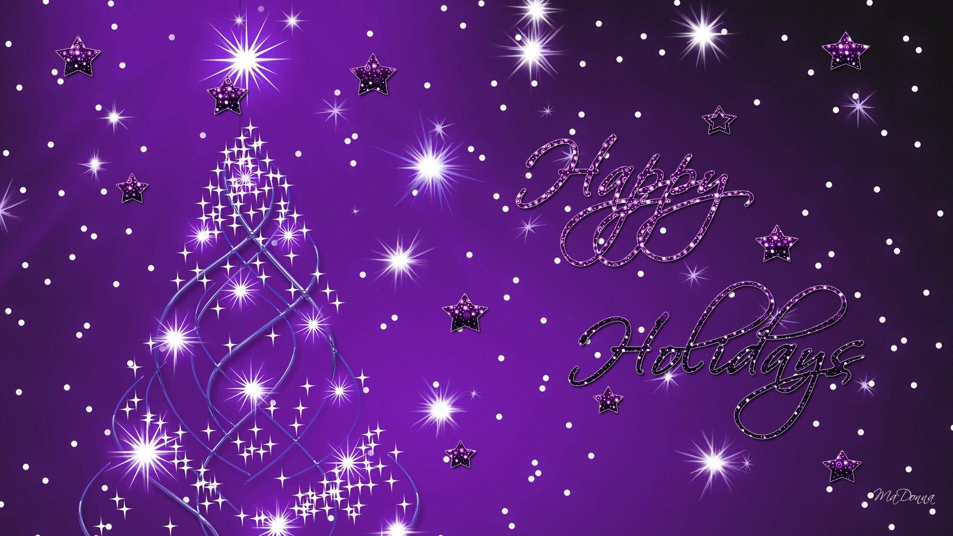 Happy Holidays HD desktop wallpaper Widescreen High Definition 1920x1080