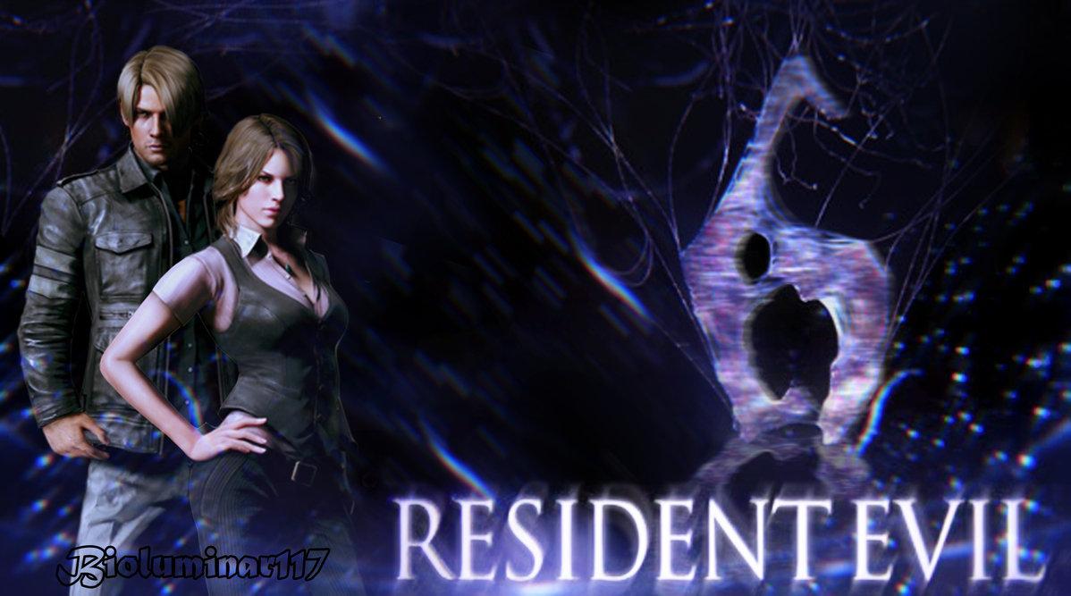 Fuentes De Informacin Wallpapers Resident Evil 6 HD 1080p 1198x667