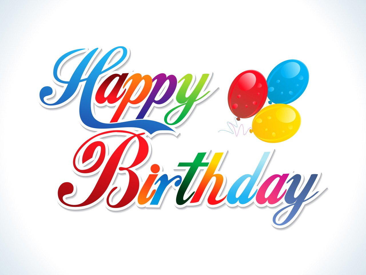 Abstract Happy Birthday Backgrounds Elsoar 1280x960