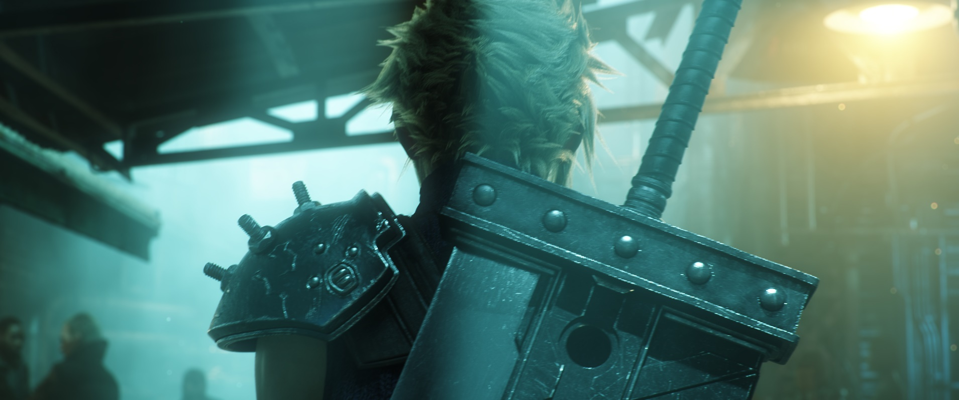 Final Fantasy VII is getting a full remake and will be heading to PS4 1909x797