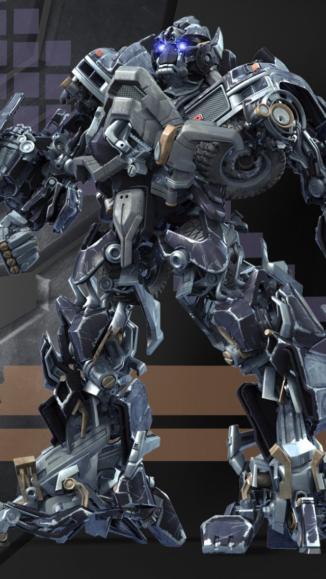 Transformers Ironhide Wallpaper   iPhone Wallpapers 640x1136