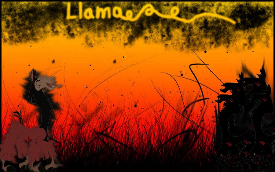 Llama Background by Mezumo on deviantART 900x563