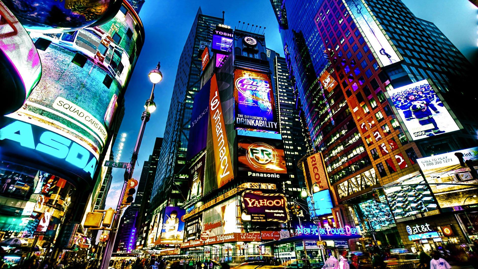 New York City Desktop Wallpaper 1920x1080