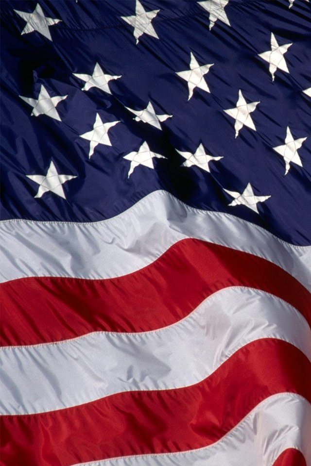 American Flag iphone 4S wallpaper 640x960 iPhone 4s Wallpapers 640x960