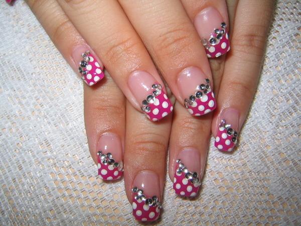 awesome nail art   Nails Nail Art Photo 23708308 600x450