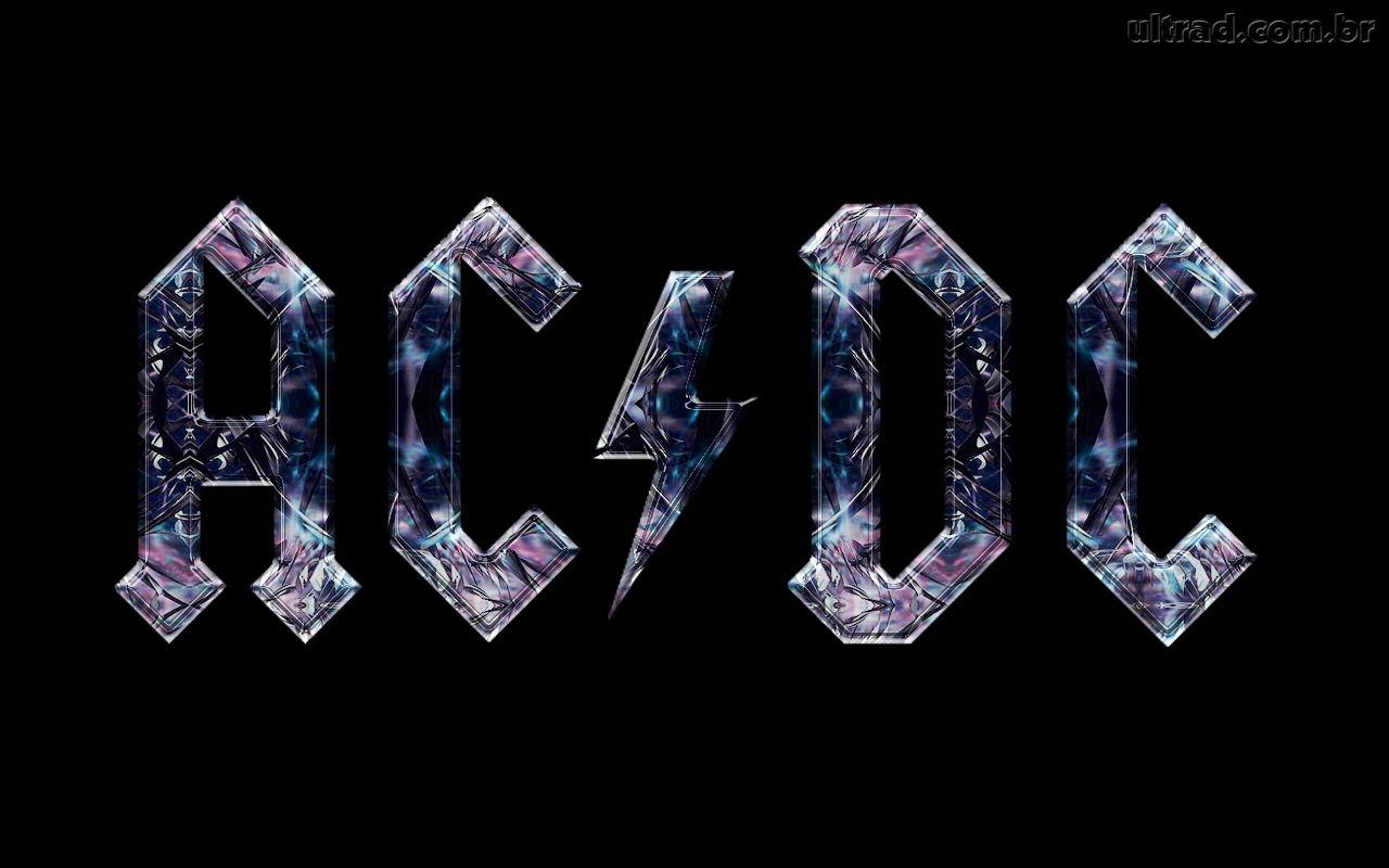 Ac dc logo wallpapers wallpapersafari - Ac dc wallpaper for android ...