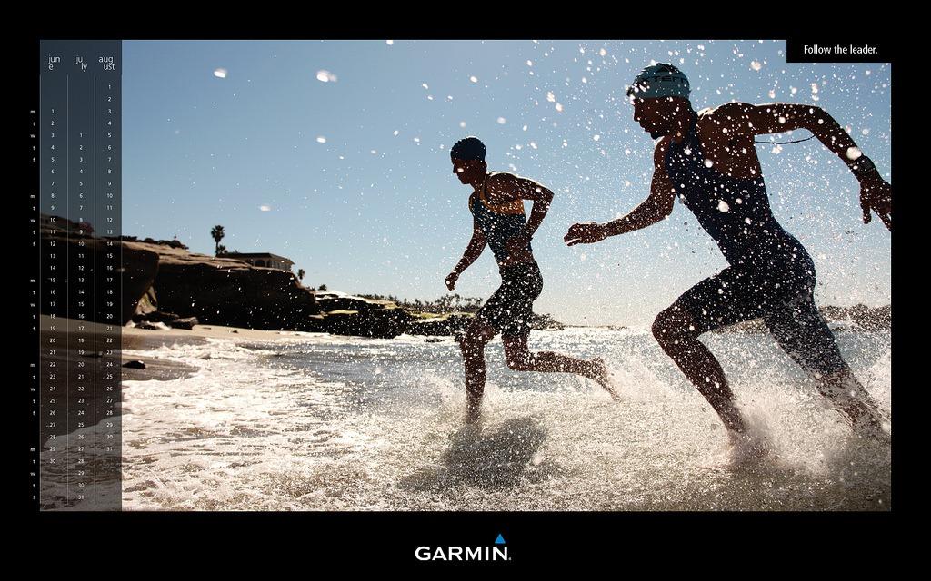 Go Back Pix For Swim Bike Run Wallpaper 1024x640