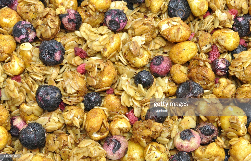 Granola Background Stock Photo   Getty Images 1024x657