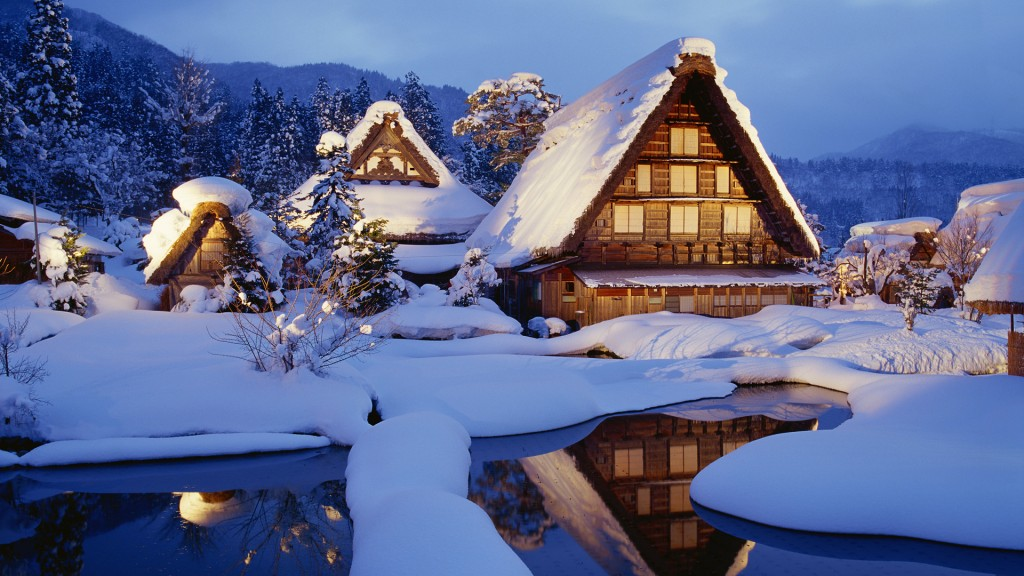 4k Winter Wallpapers High Quality Download 1024x576