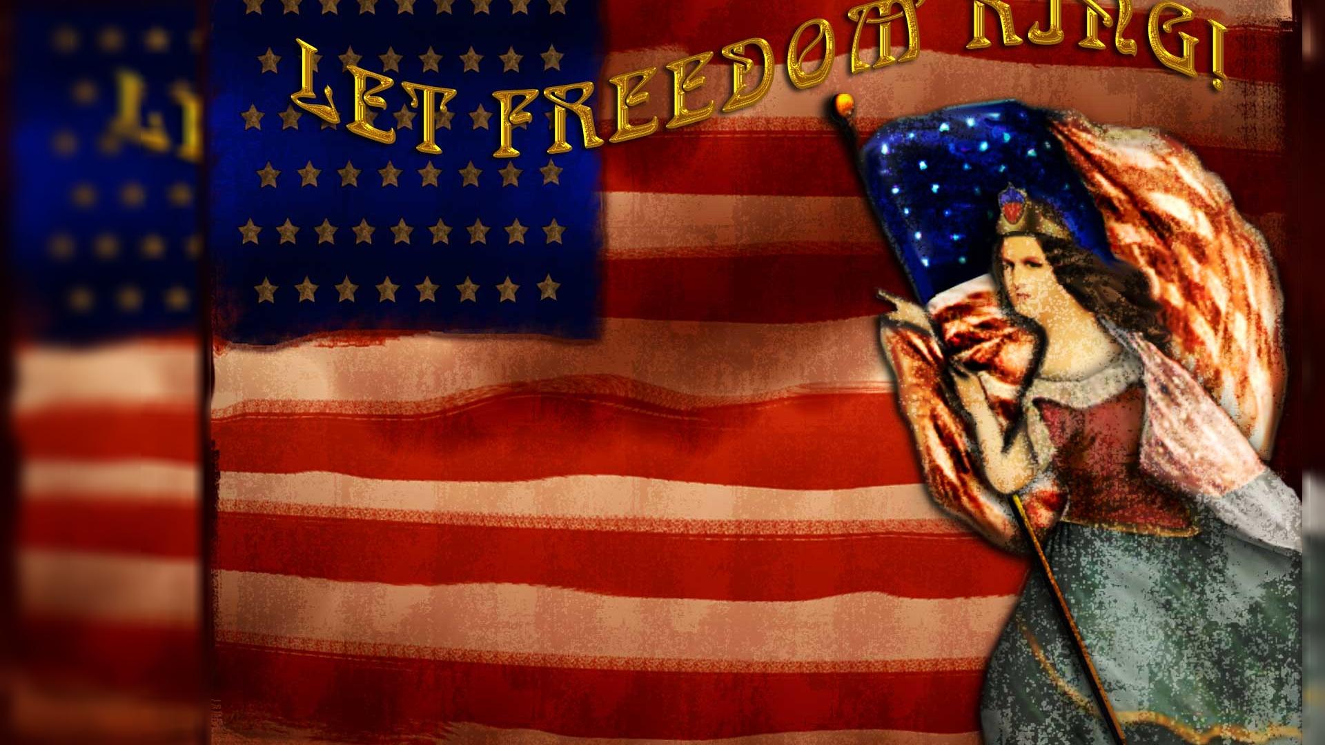 Patriotic Backgrounds wallpaper Vintage Patriotic Backgrounds 1920x1080