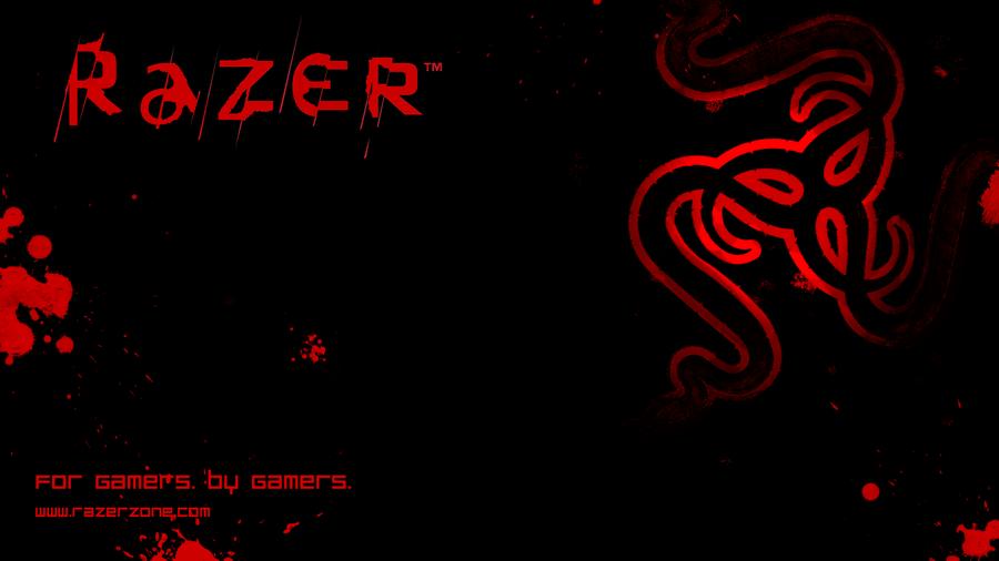 Red Razer Wallpaper Hd Wallpapersafari