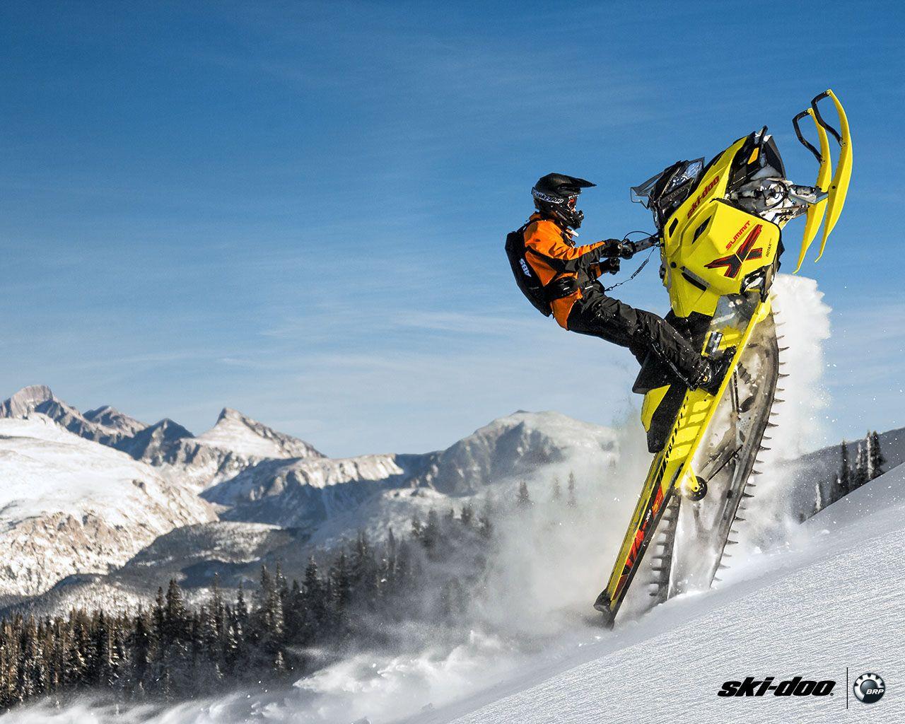 Ski Doo X Logo 2015 ski doo summit x 1280x1024