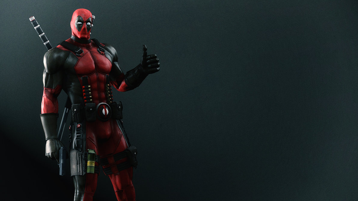 Deadpool Wallpaper by AngryRabbitGmoD 1191x670