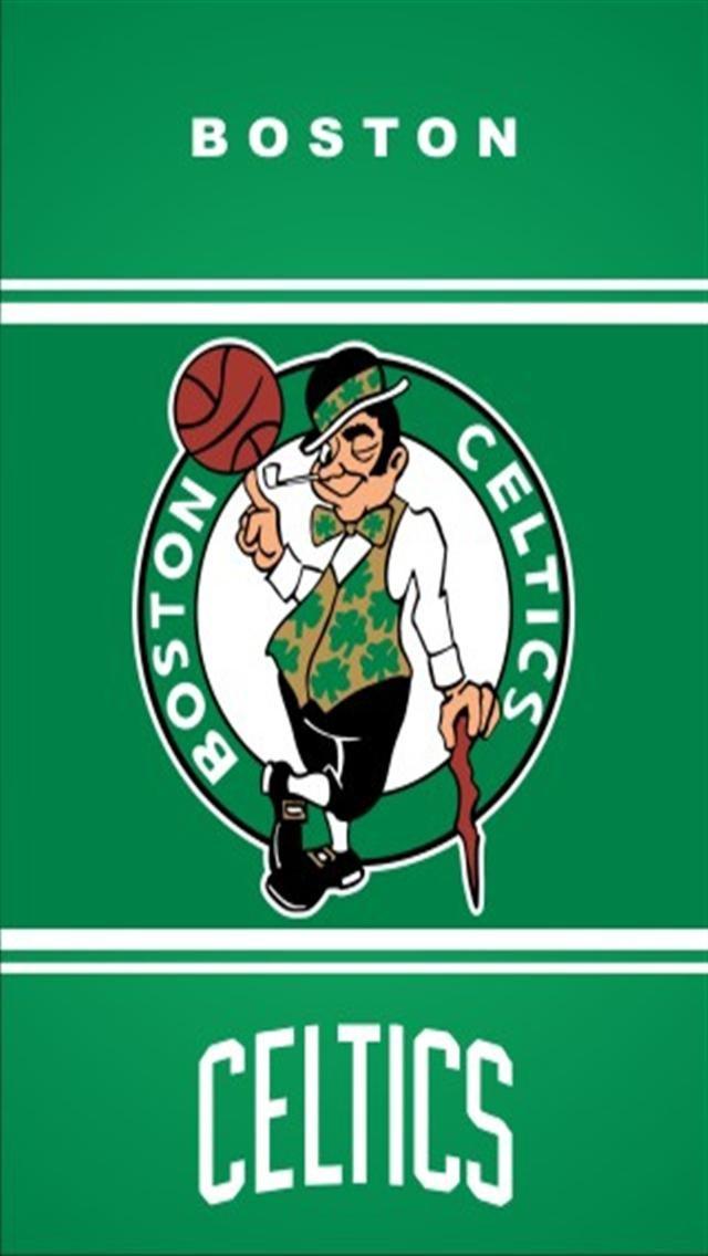 Boston Celtics Sports iPhone Wallpapers iPhone 5s4s3G 640x1136