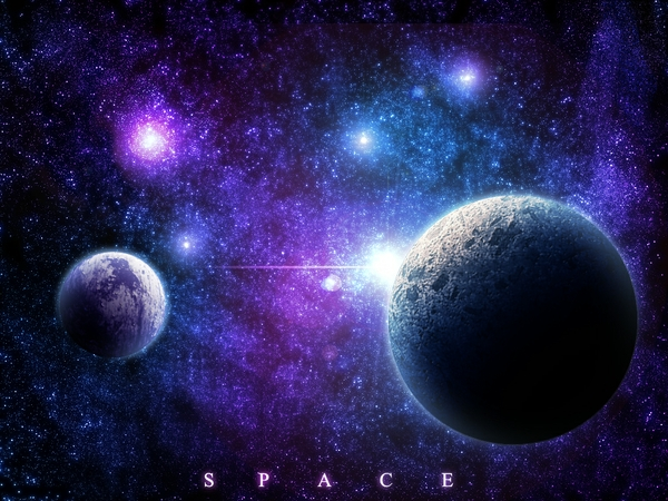 outer spacestars outer space stars planets 1024x768 wallpaper 600x450