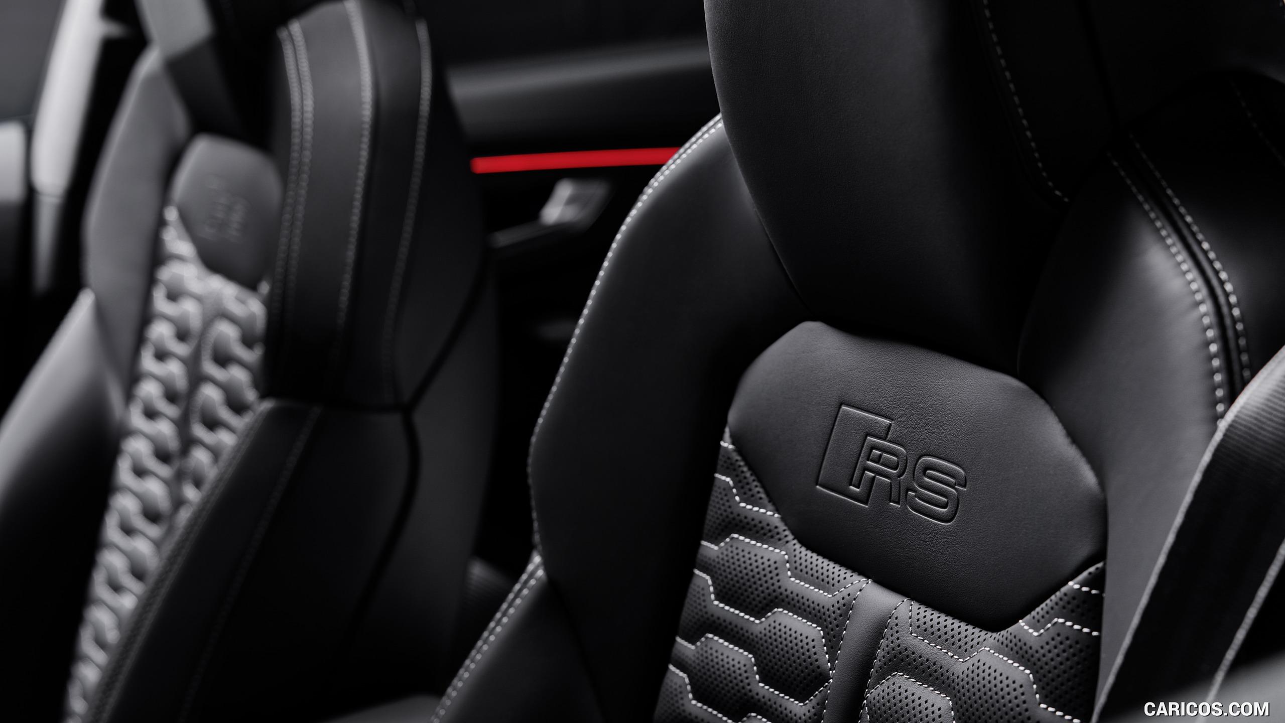 2020 Audi RS Q8   Interior Seats HD Wallpaper 17 2560x1440