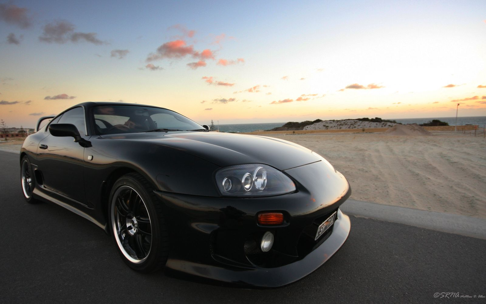 Pics Photos   Toyota Supra Wallpaper 1600x1000