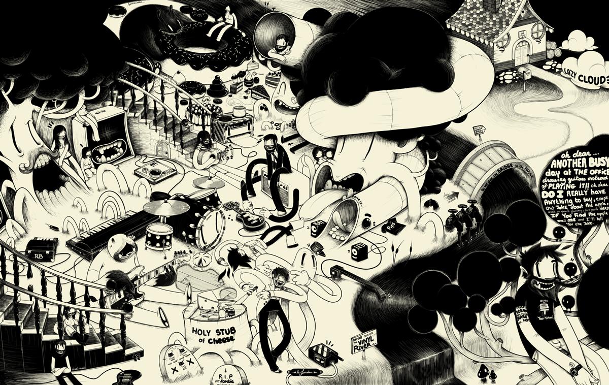 Mcbessjardin   Mc bess   Wikipedia toy in 2019 Funky wallpaper 1200x758