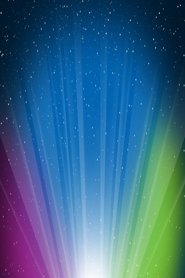Sparkling Neon Light Wallpaper   iPhone Wallpapers 640x960