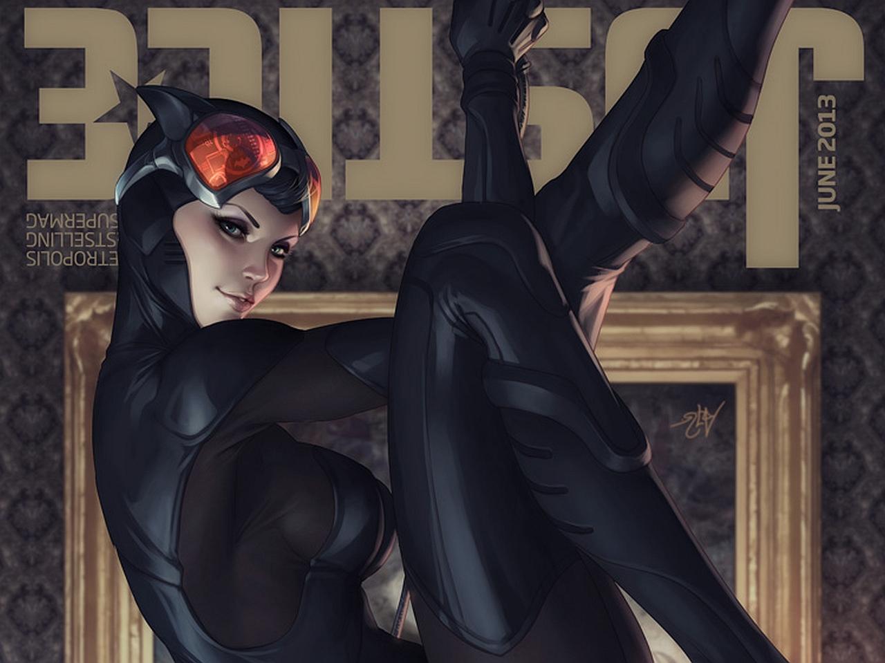 Comics   Catwoman Wallpaper 1280x959