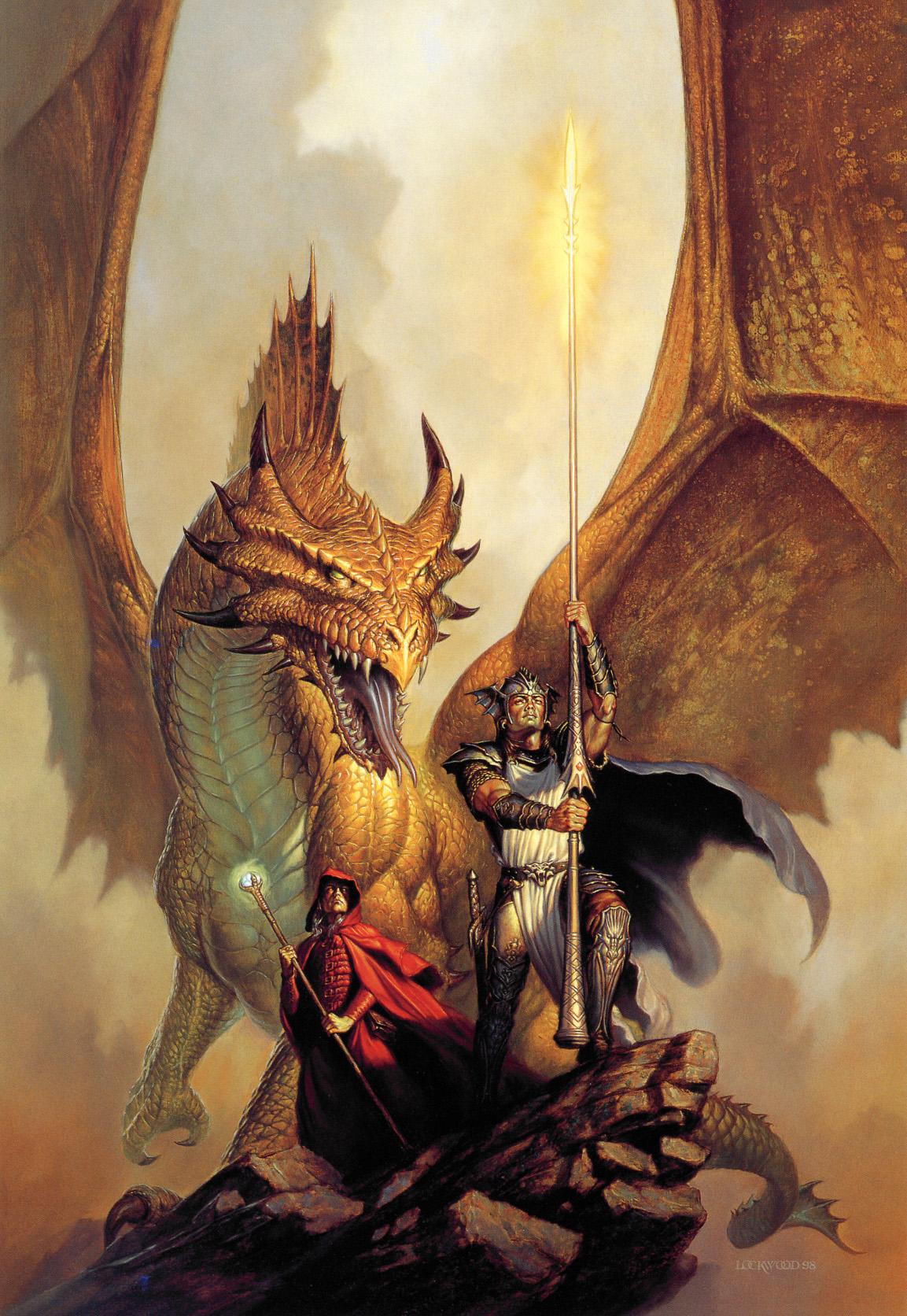 Dragonlance Wallpaper 1153x1672