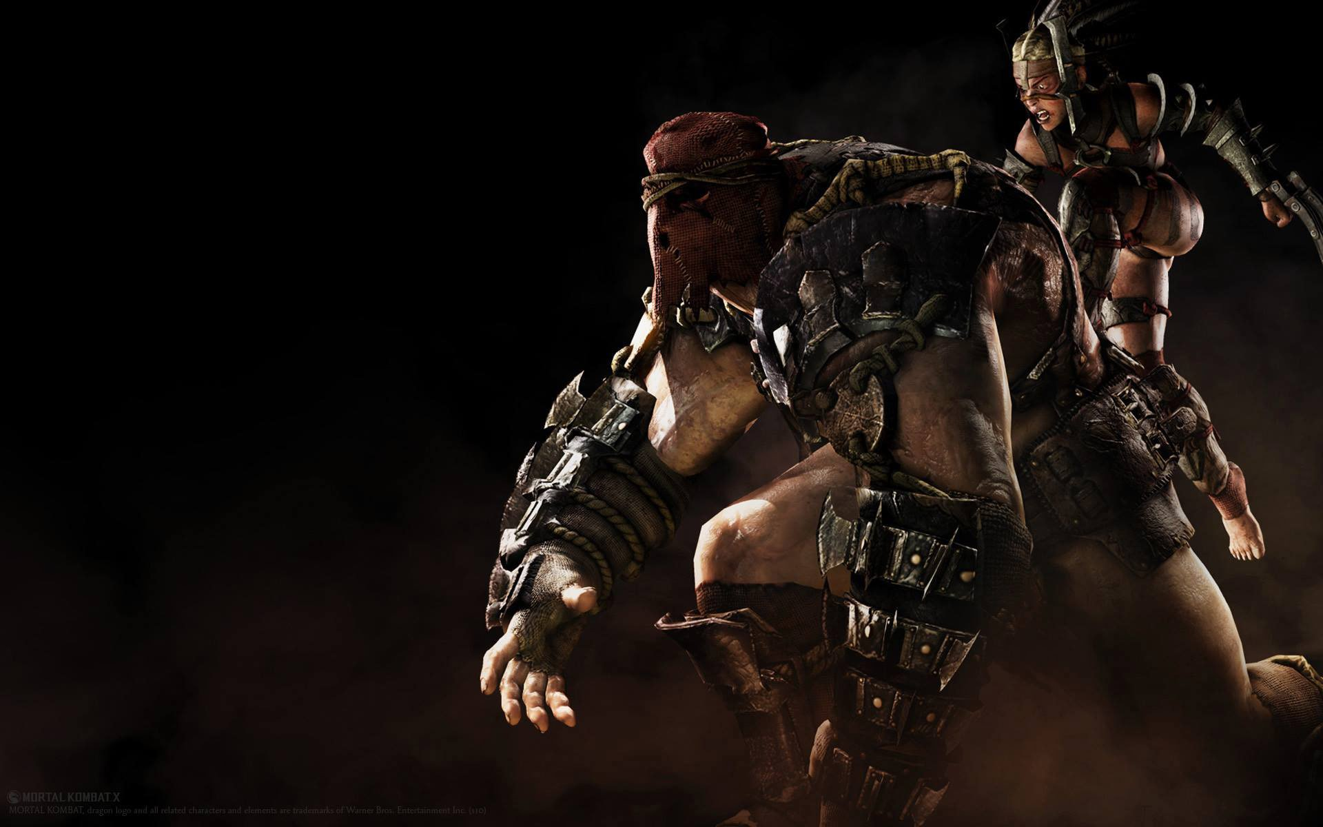 Mortal Kombat X wallpapers featuring oldnew characters image 3 1920x1200