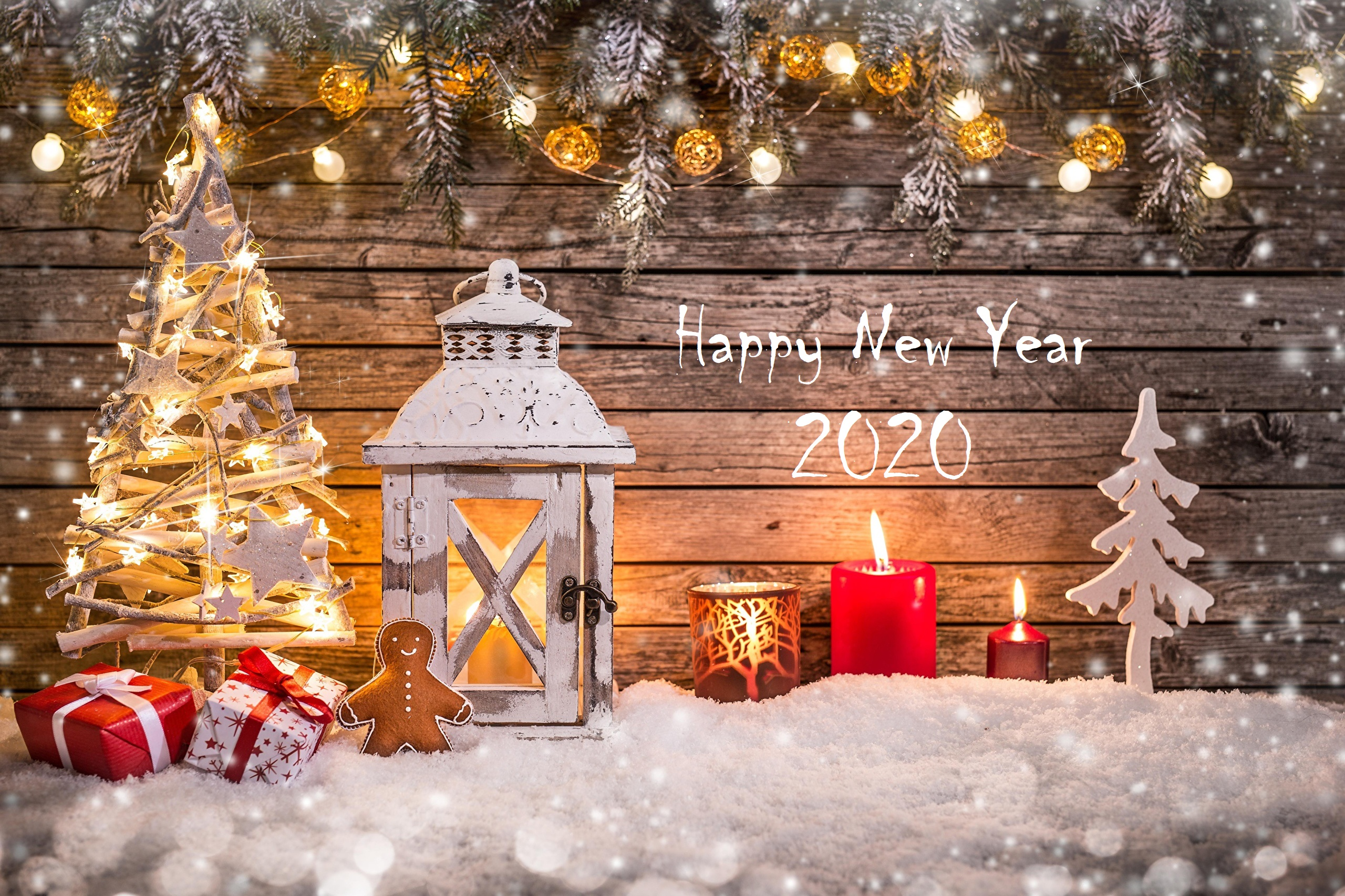 New Year 2020 HD Wallpaper Background Image 2560x1706 ID 2560x1706