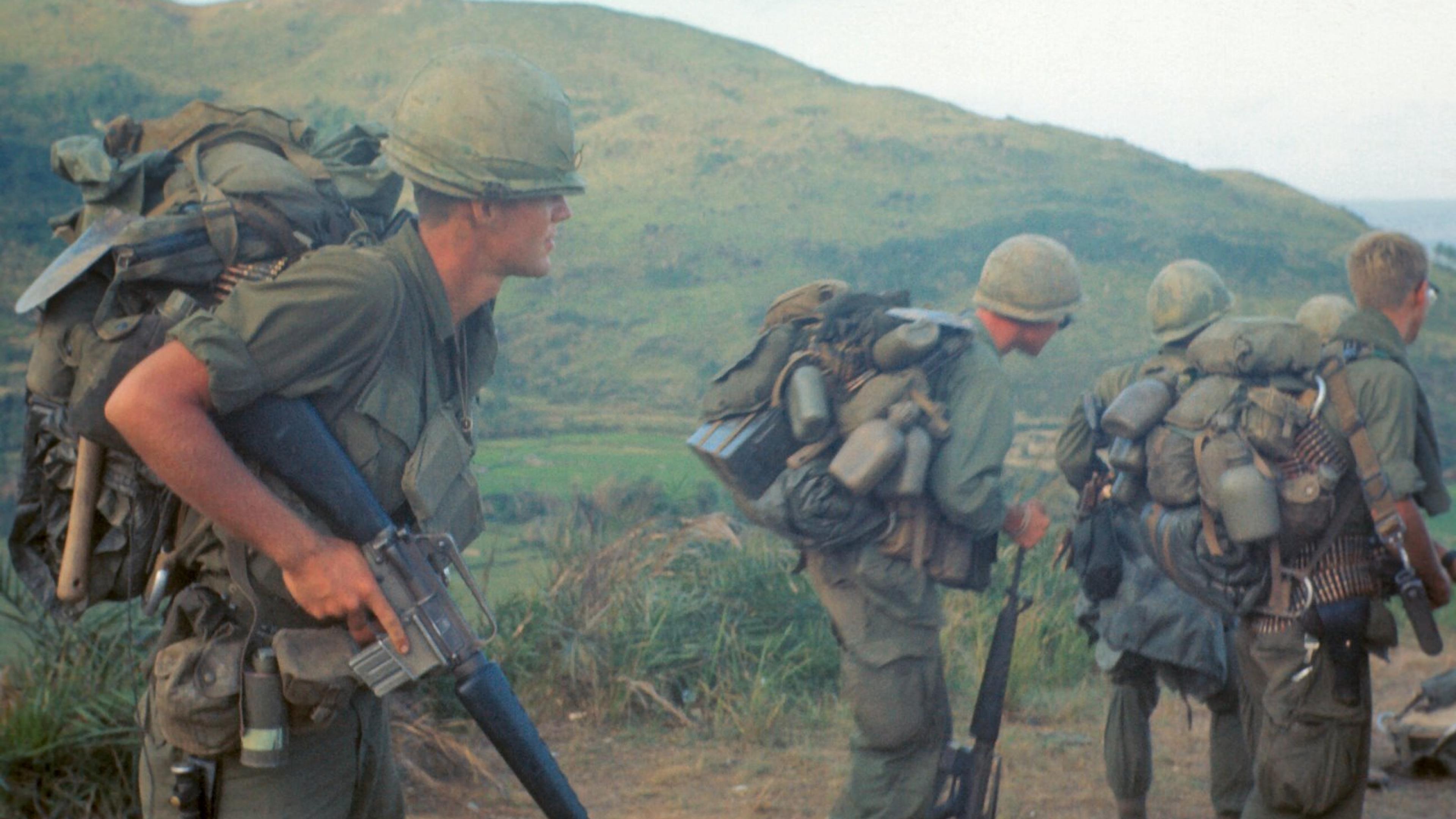 56 Vietnam War Wallpapers on WallpaperPlay 3840x2160