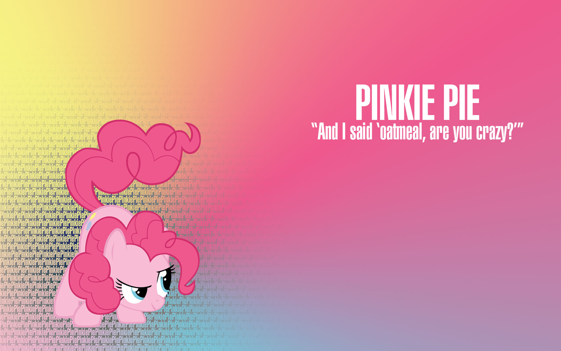My Little Pony Computer Wallpaper