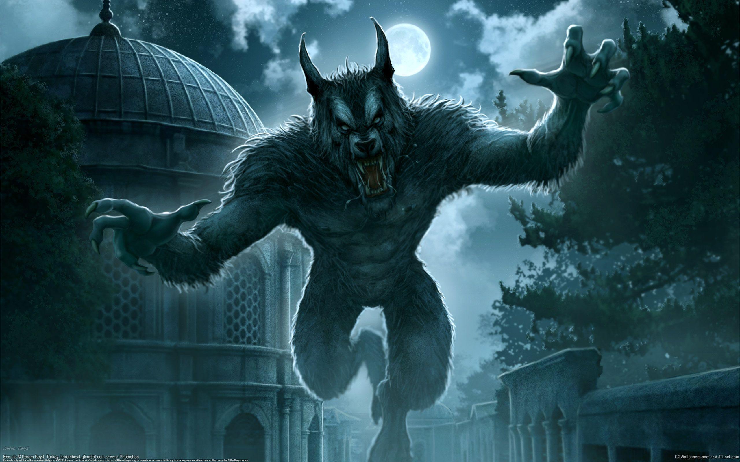 Werewolf Wallpapers   Top Werewolf Backgrounds   WallpaperAccess 2560x1600
