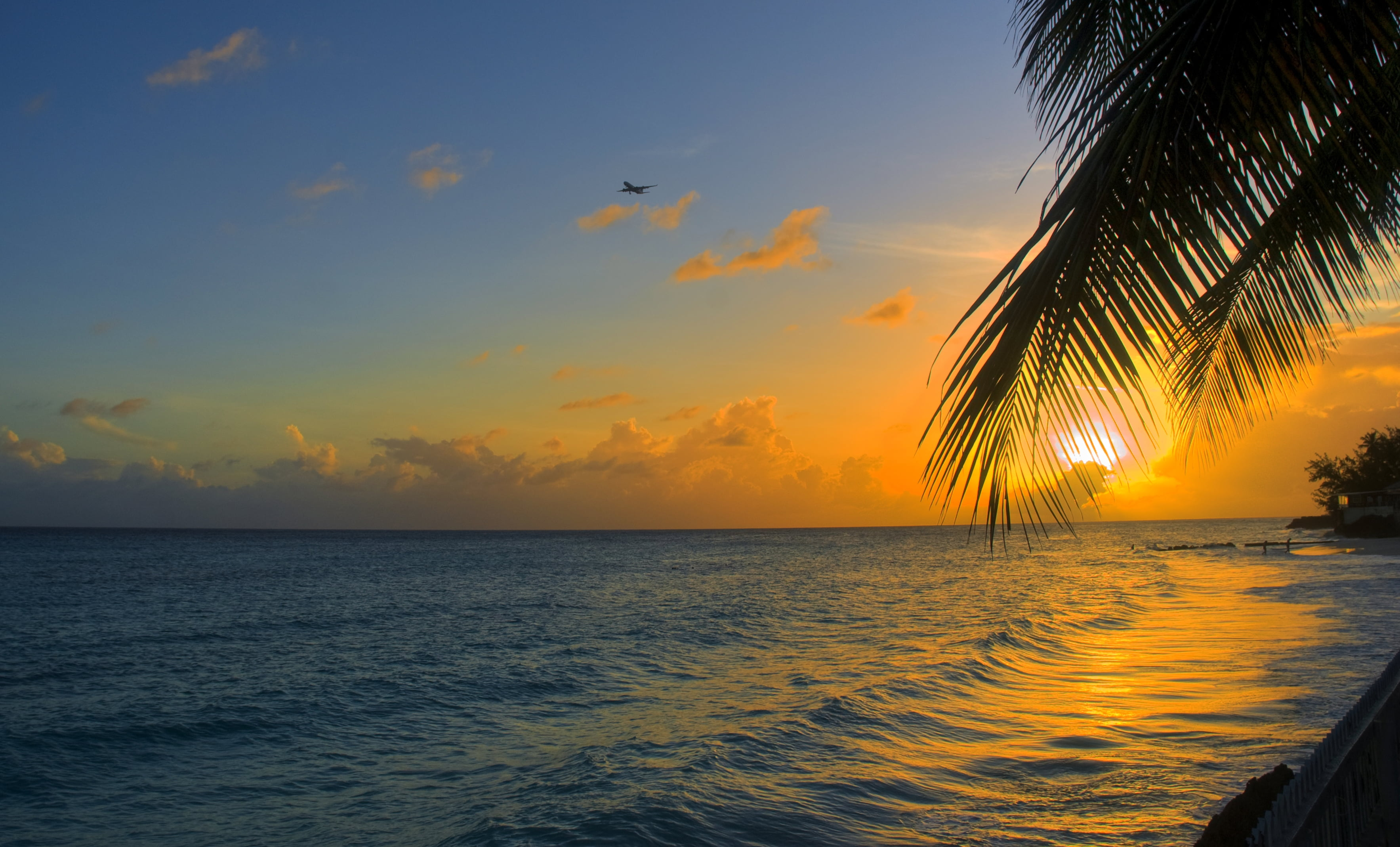 Photograph of sunrise barbados HD wallpaper Wallpaper Flare 3534x2137