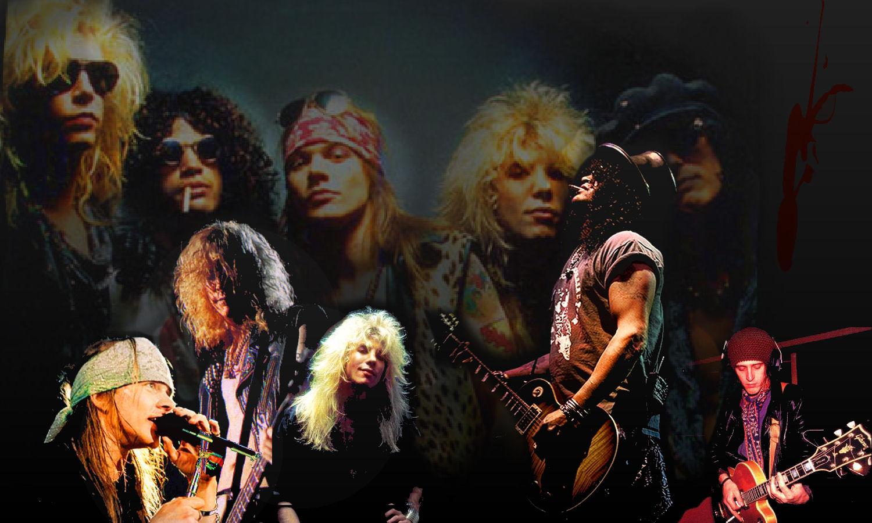Free Download Wallpaper Blog Guns N Roses Wallpaper