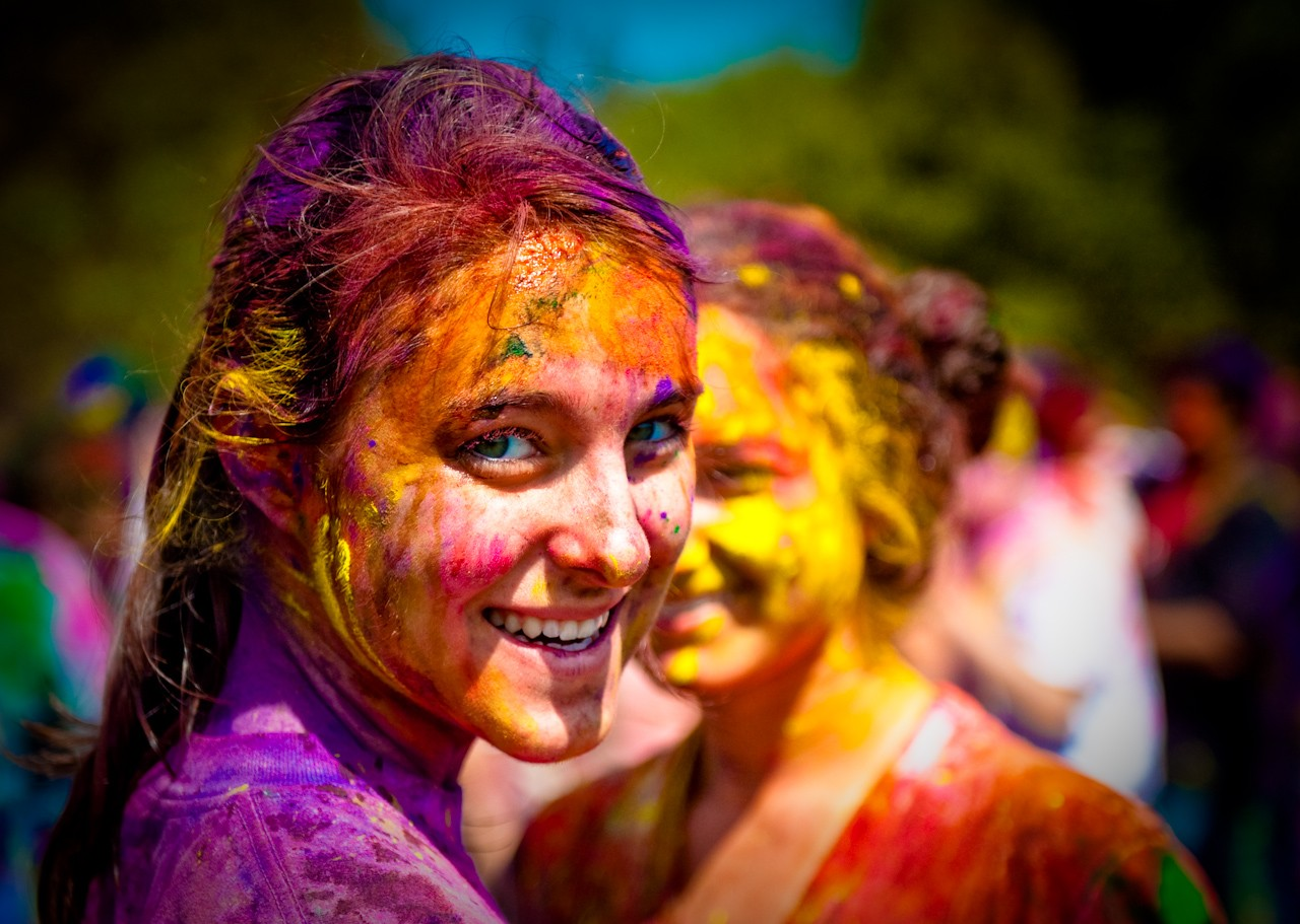 Indian Festival Holi Celebration Wallpapers Wallpapers 1280x911