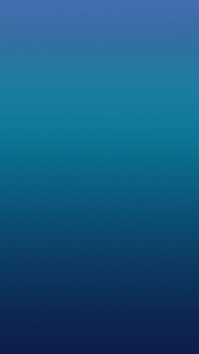 iPhone 5S Blue Gradient Wallpaper | Art | Pinterest